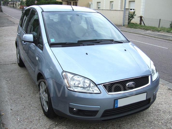 Ford focus CMAX face 3