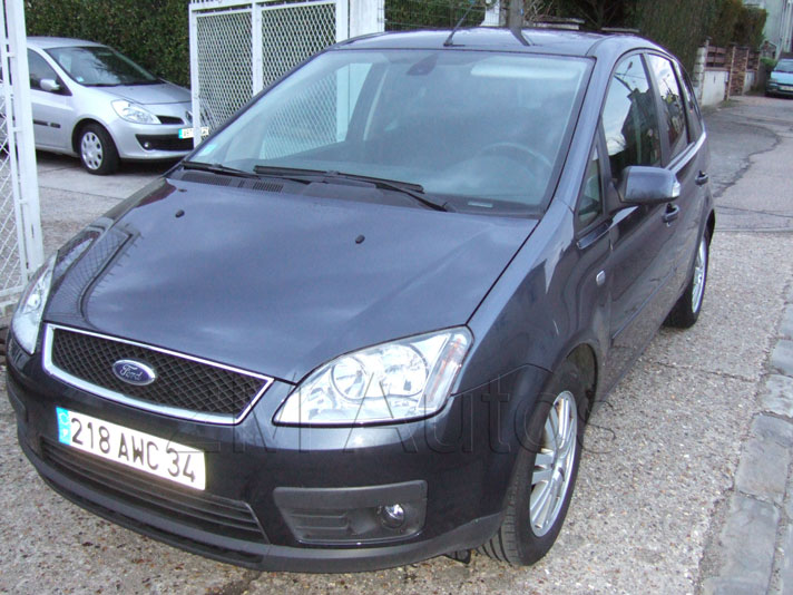 Ford focus CMAX face