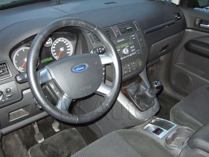 Ford focus CMAX interieur